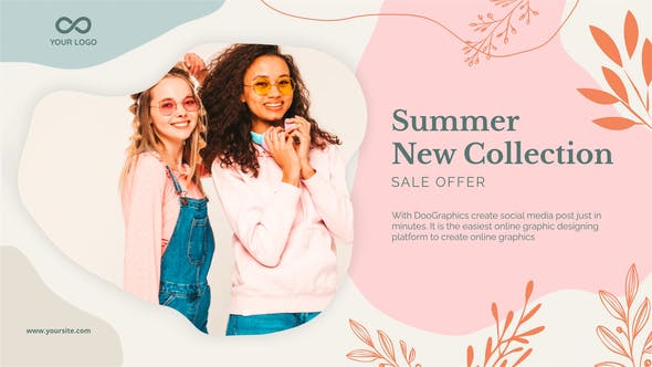 Videohive New Summer Collection Slideshow 34082714