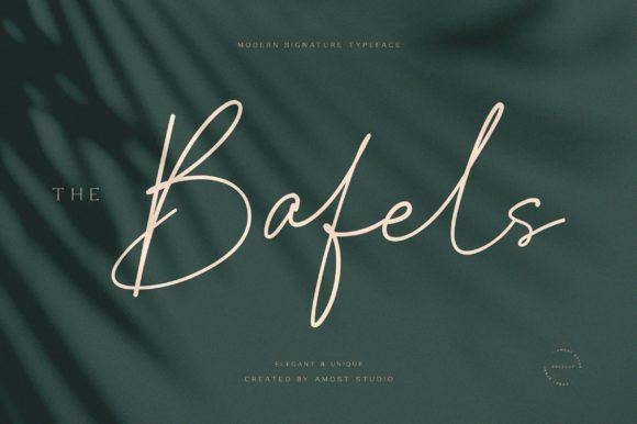 The Bafels Font