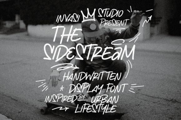 The Sidestream Font