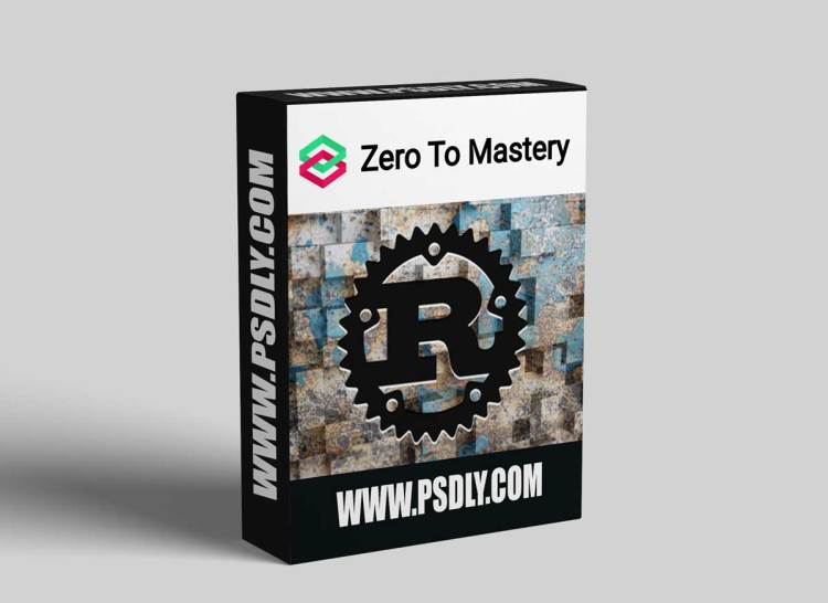 ZeroToMastery – Rust Programming: The Complete Developer's Guide