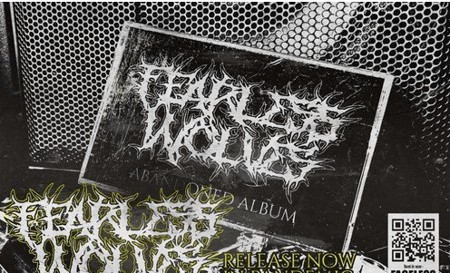 Faceless - Black Metal Typeface