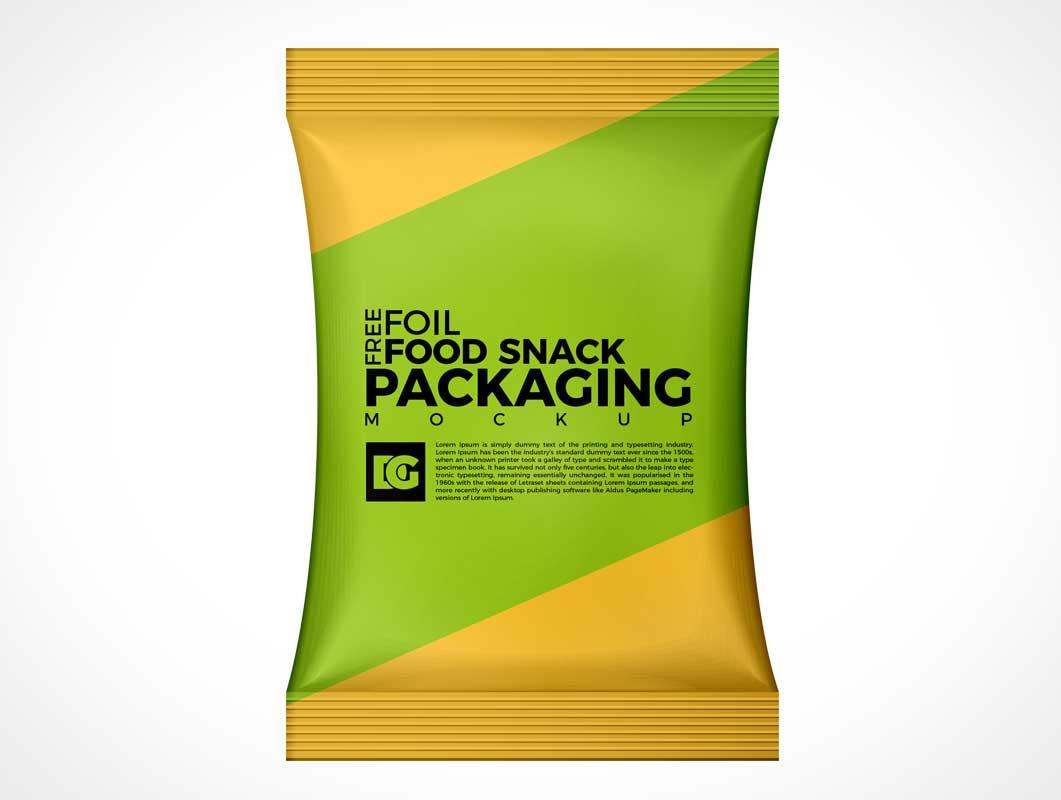 Download Packaging - 4/8 - PSD Mockups
