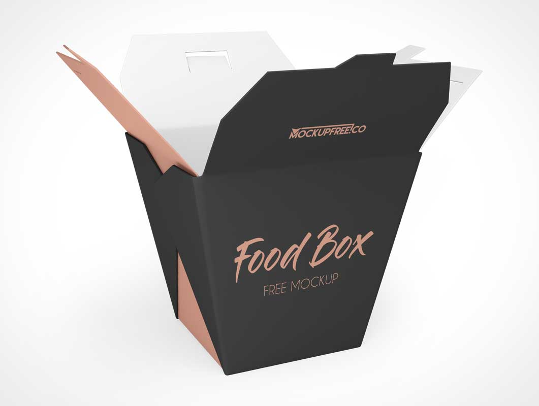 Download Food - PSD Mockups
