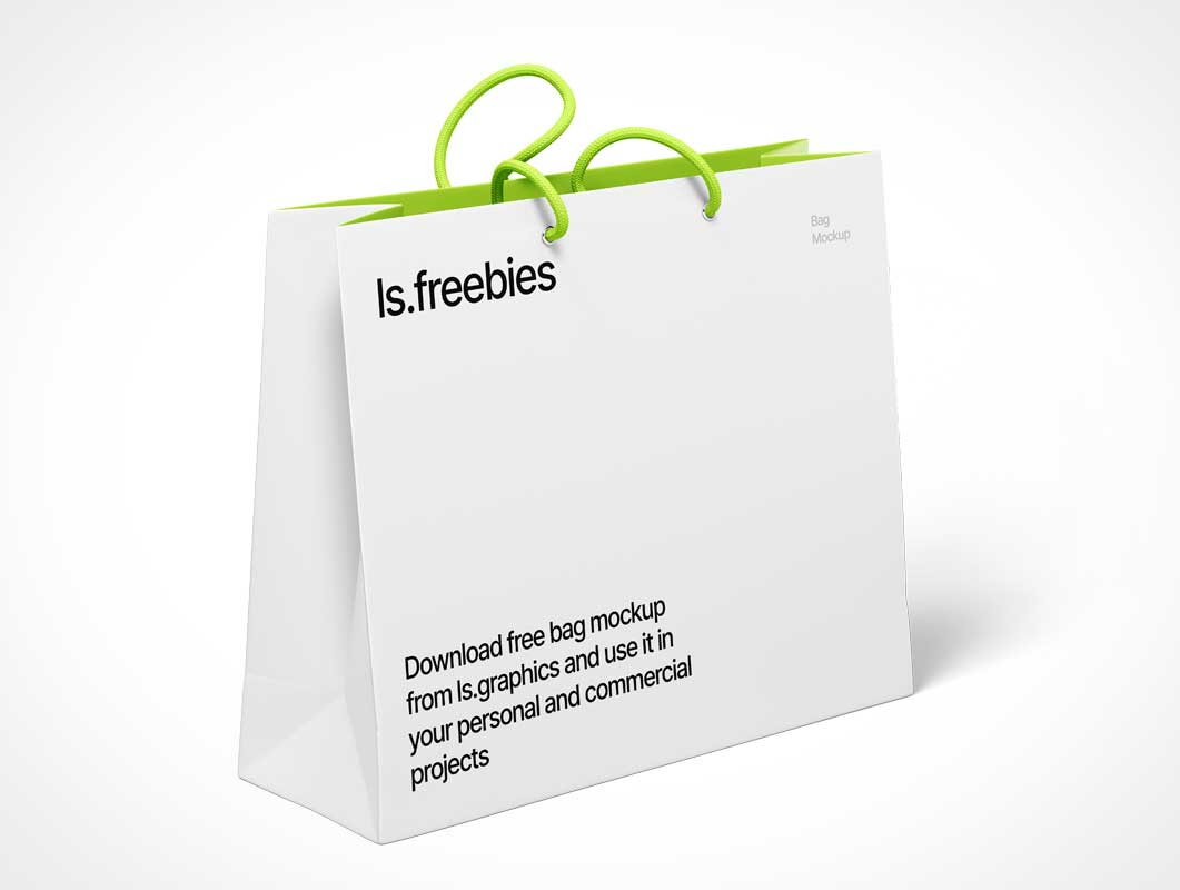Looking for plastic bag psd free or illustration? Bag Psd Mockups