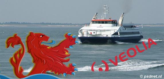 Fast Ferry PSD