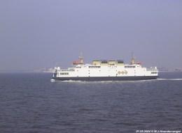 Passage van de Beatrix (1)