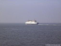 Passage van de Beatrix (4)
