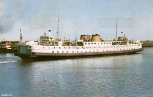 Buitenhaven in 1958