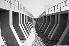 Fuik van beton in Vlissingen