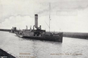 Havenkanaal van Breskens