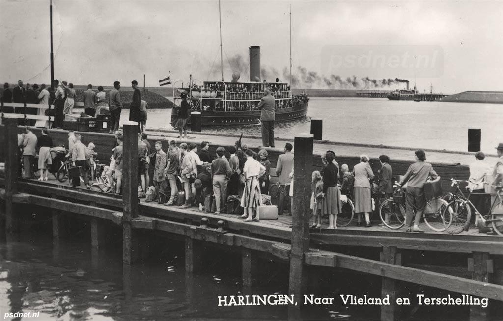 Kade van Harlingen