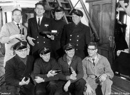 Laatste afvaart in 1965