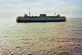 In oktober 1986 ontstond er brand in de schroefmotor van de Prinses Margriet. Twee sleepboten konden het schip naar Vlissingen slepen, zodat auto's en passagiers konden lossen. De PSD-bemanning wist de brand snel onder controle te brengen.