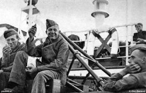 Mobilisatie in 1939
