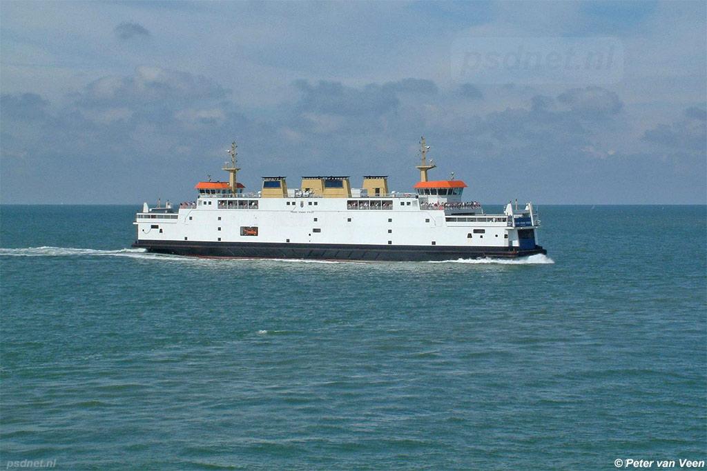 Het jaar 2002 was het laatste volledige jaar voor de Zeeuwse veerdiensten. Op 15 maart 2003 vonden de laatste PSD-afvaarten plaats.