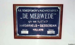 Werfbord Prins Willem-Alexander