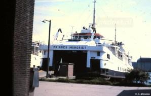 De PSD-schepen kregen klein onderhoud in de Binnenhaven. Groot onderhoud vond plaats op de werf, meestal bij De Schelde.