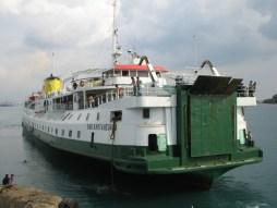 SMS Kartanegara - Afvaart 'Margriet'