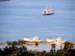 SMS Kartanegara - Binnenlopen van Merak