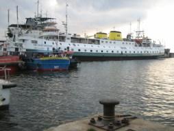 SMS Kartanegara - In Jakarta (voormalige Batavia)