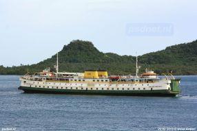 SMS Kartanegara - Passage in 2013 (5)