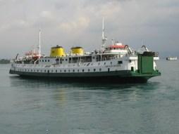 SMS Kartanegara - In 2005 bij Bakauheni