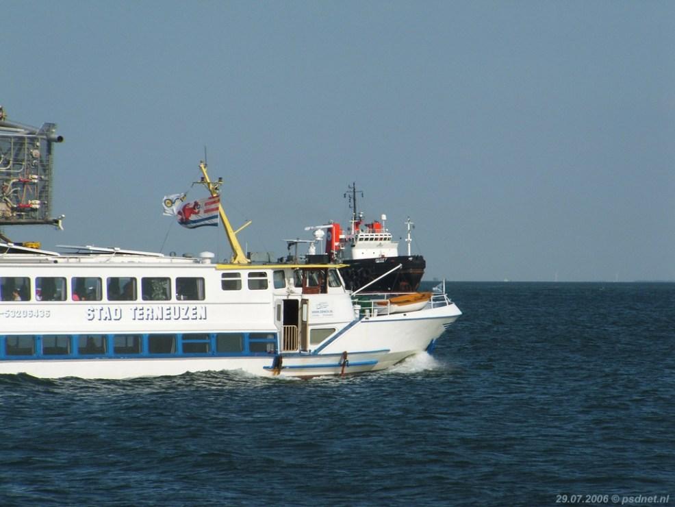 Stad Terneuzen als veerboot