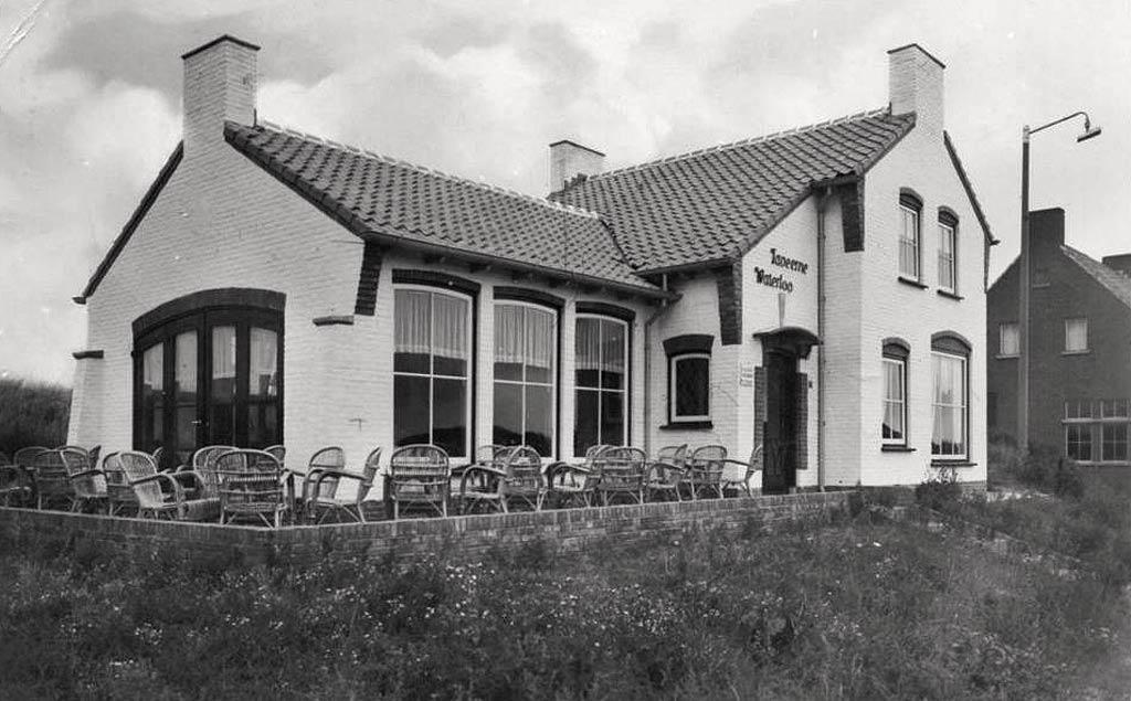 Taveerne Waterloo in Kruiningen (1950-1953)