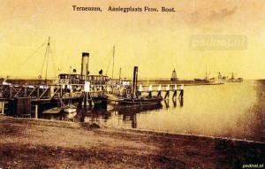 Terneuzen Provinciale boot