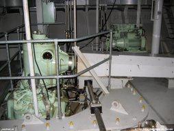 Net als het zusterschip Koningin Beatrix werd de Prins Johan Friso uitgerust met vier moderne thrusters van fabrikant Ulstein.