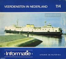 Veerdiensten in Nederland