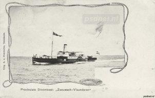 Ansichtkaart Zeeuwsch-Vlaanderen (1891)