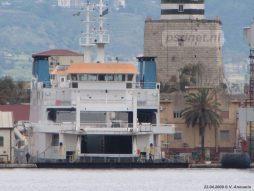 Tremestieri in droogdok Messina