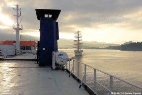 Zeereis Acciarello: vertrek Elba