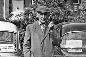 Honoré Joseph Colsen (Hontenisse, 1885-1980) was de leider van de strijd om vrije veren.
