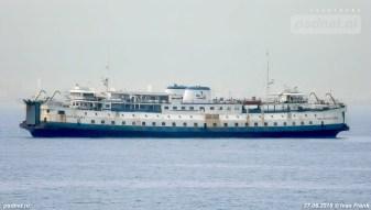 De 'Margriet' opgelegd voor sloop