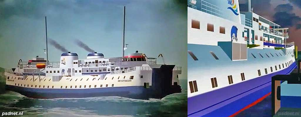 Digitale veerboot Margriet