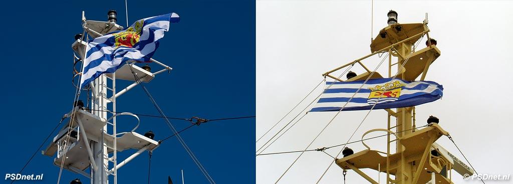 De Zeeuwse vlag in Italië (2)