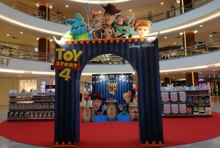 Toy Story 4 at Mid Valley South Court