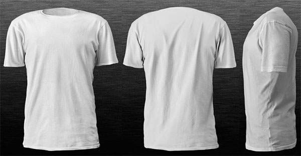 35 best t shirt mockup templates free psd download for White t shirt mockup