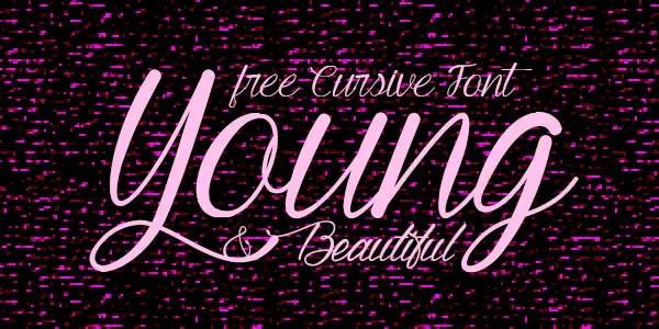 35 best cursive fonts free download psdtemplatesblog