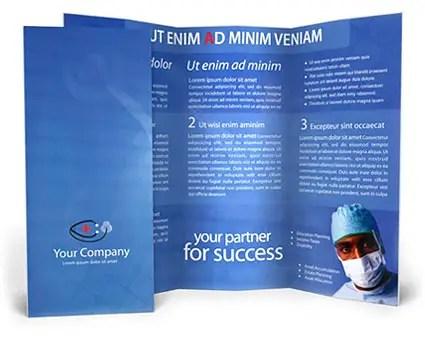 Doctor Brochure Template