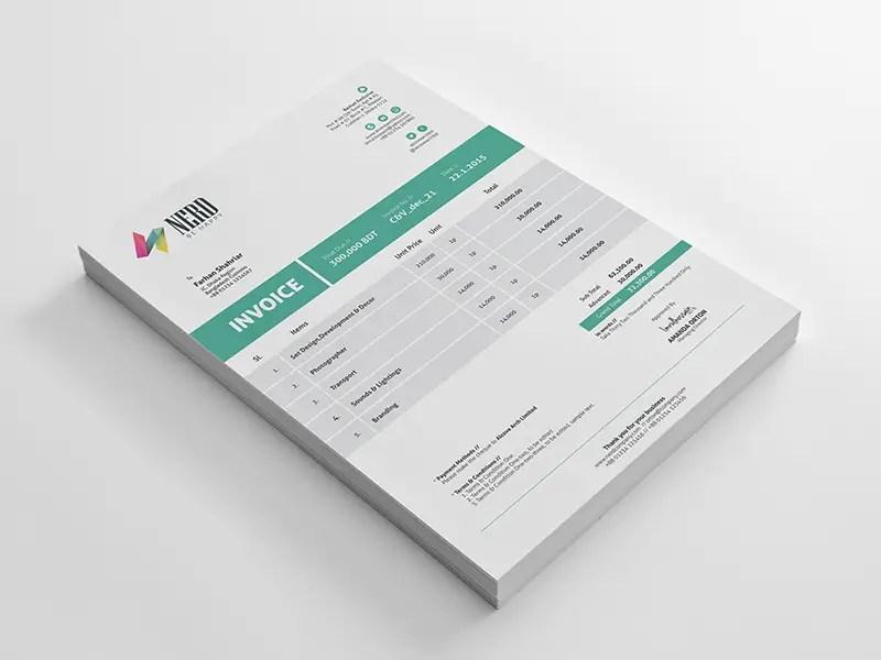 38 invoice templates psd docx indd free download psdtemplatesblog