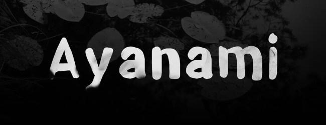 Ayanami Font Free Download