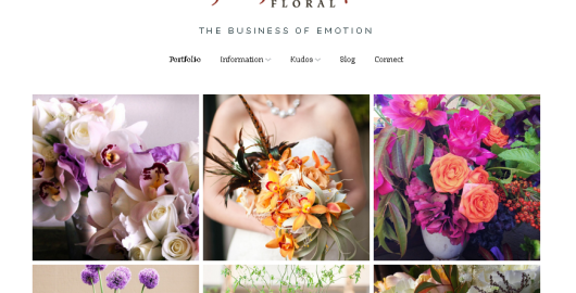 Make WordPress Photography Theme