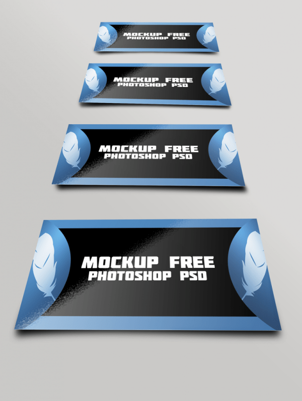 Mockup free business card