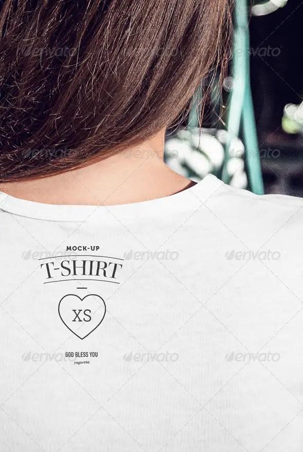 T-Shirt Mock-up