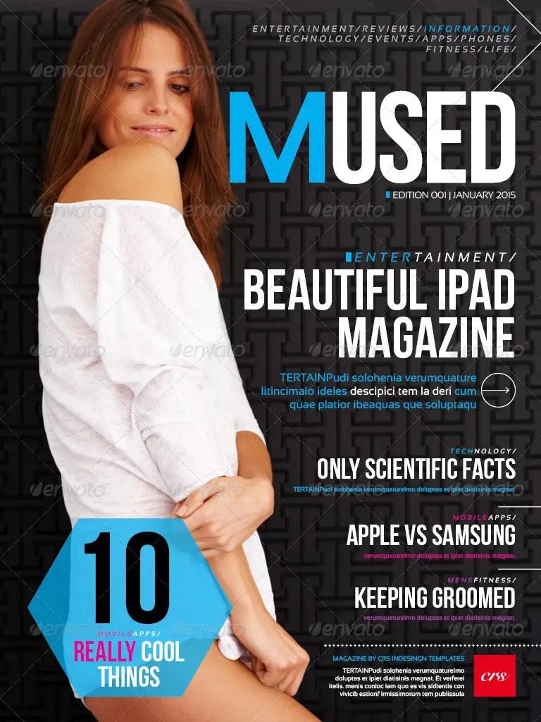 Mused iPad Magazine