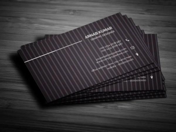 Creative Business Card Vol.01