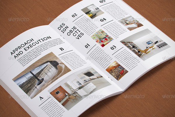 Photorealistic a5 Magazine Mock-up